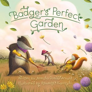 Cover of Badger's Perfect Garden