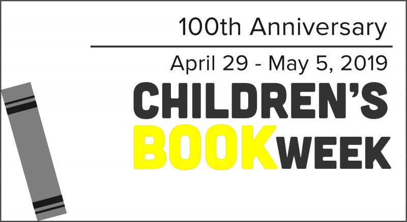 Logo of Children's Book Week