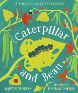Image of the cover of Caterpillar and Bean