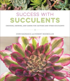 Image of the cover of Success with Succulents