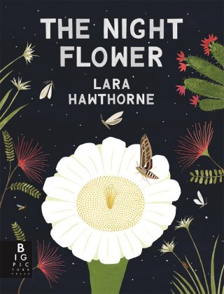 Image of the cover of The Night Flower