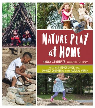 Cover of Nature Play at Home