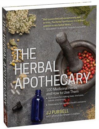Cover of The Herbal Apothecary