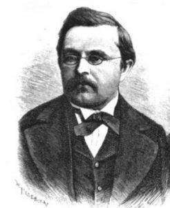 Dr. Frans Reinhold Kjellman