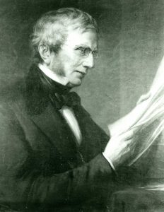 Photo of John Torrey's Portrait