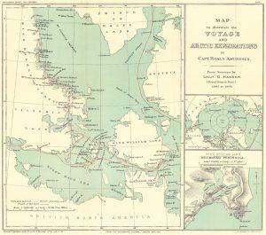 Amundsen Map