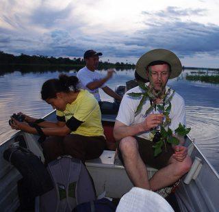 On the Tapajós river