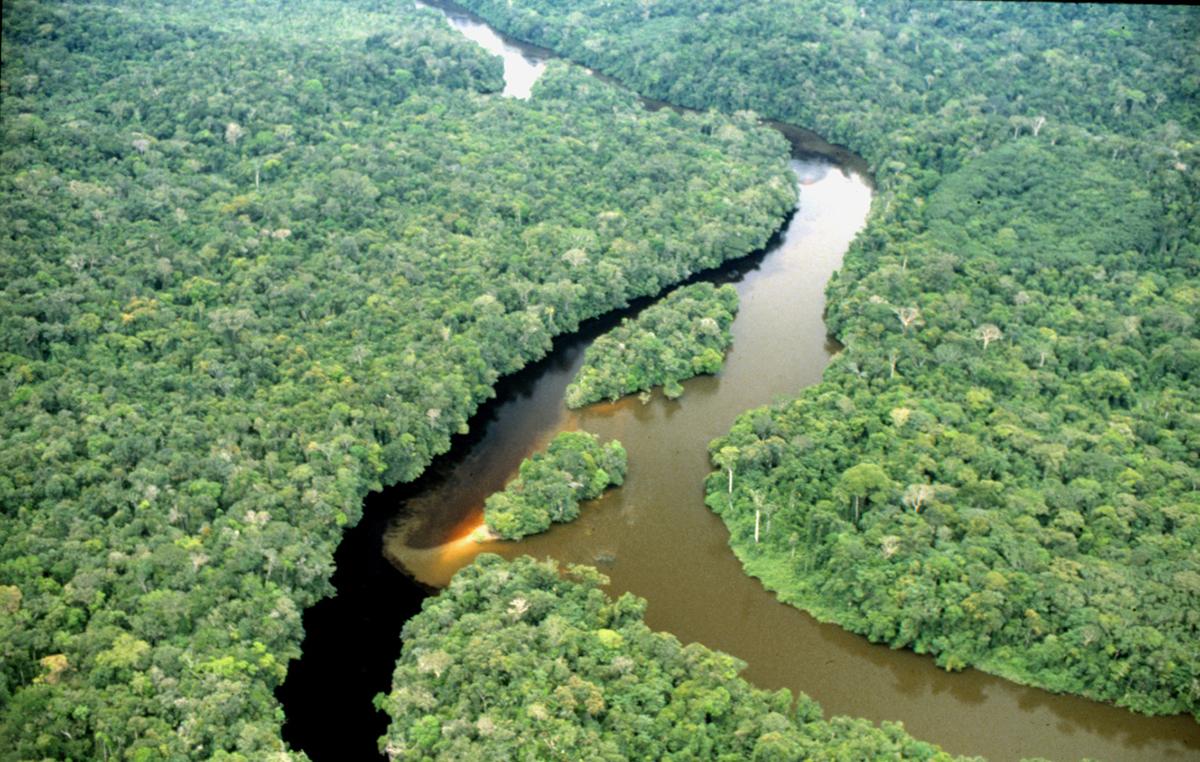 Cununuma River, Venezuela