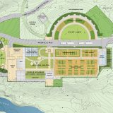 Overview for the new Edible Academy architectural plans