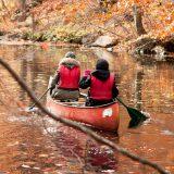 Canoe trip, Bronx River