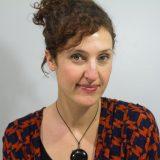 A headshot of Landscape Design Intensive student Sarah Rabdau.
