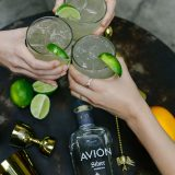 Cocktails prepared with Avion tequila