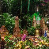 Miniature models of buildings in Midtown Manhattan