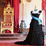 Princess Liliʻuokalani's Ribbon Gown