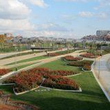 Image of part in Madrid for Charles Birnbaum Landscape Desing Portfolio Series