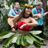 Opening Day of Georgia O'Keeffe: Visions of Hawai'i at New York Botanical Garden in The Bronx
