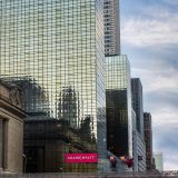 The Grand Hyatt in New York.