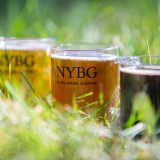 Photo of beers in the grass