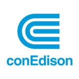 The Con Edison logo.
