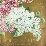 An illustration of white and pink flowers on a catalog cover from Ellwanger & Barry Mount Hope Nurseries