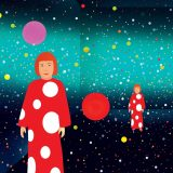 Illustration by Ellen Weinstein, from Yayoi Kusama: From Here to Infinity