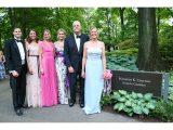 Photo of Charlotte Chilton, Sarah Chilton, Hope Chilton, Richard Chilton Jr., and Maureen Chilton