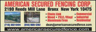American Fencing Ad