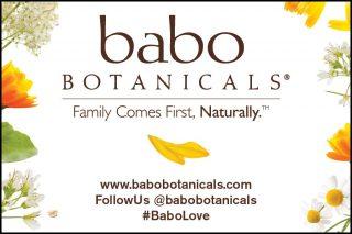babo botanicals ad