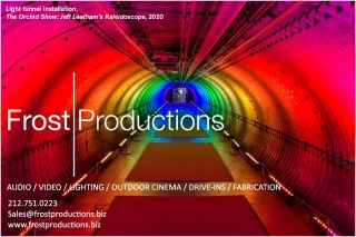 Frost Productions ad