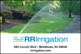 RR Irrigation ad