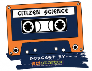 Citizen Science podcast logo