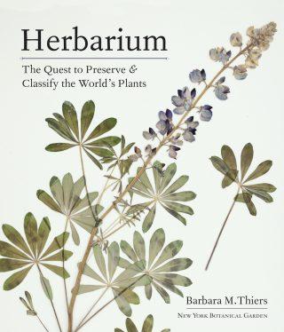 "Photo of the ""Herbarium"" book cover"