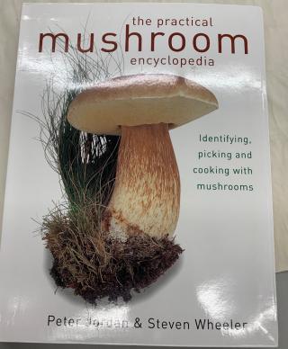 Photo of the Practical Mushroom Encyclopedia