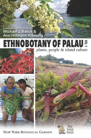 Photo of the cover of Ethnobotany of Palau V.1