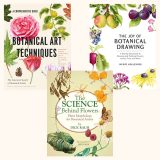 Tryptic of new publications from NYBG Instructors