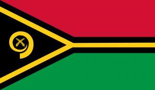 Image of the flag of Vanuatu