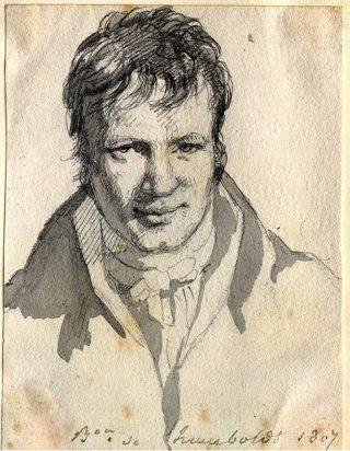 Portrait of Humboldt