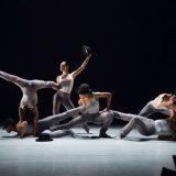 Photo of Ballet Hispanico dancers