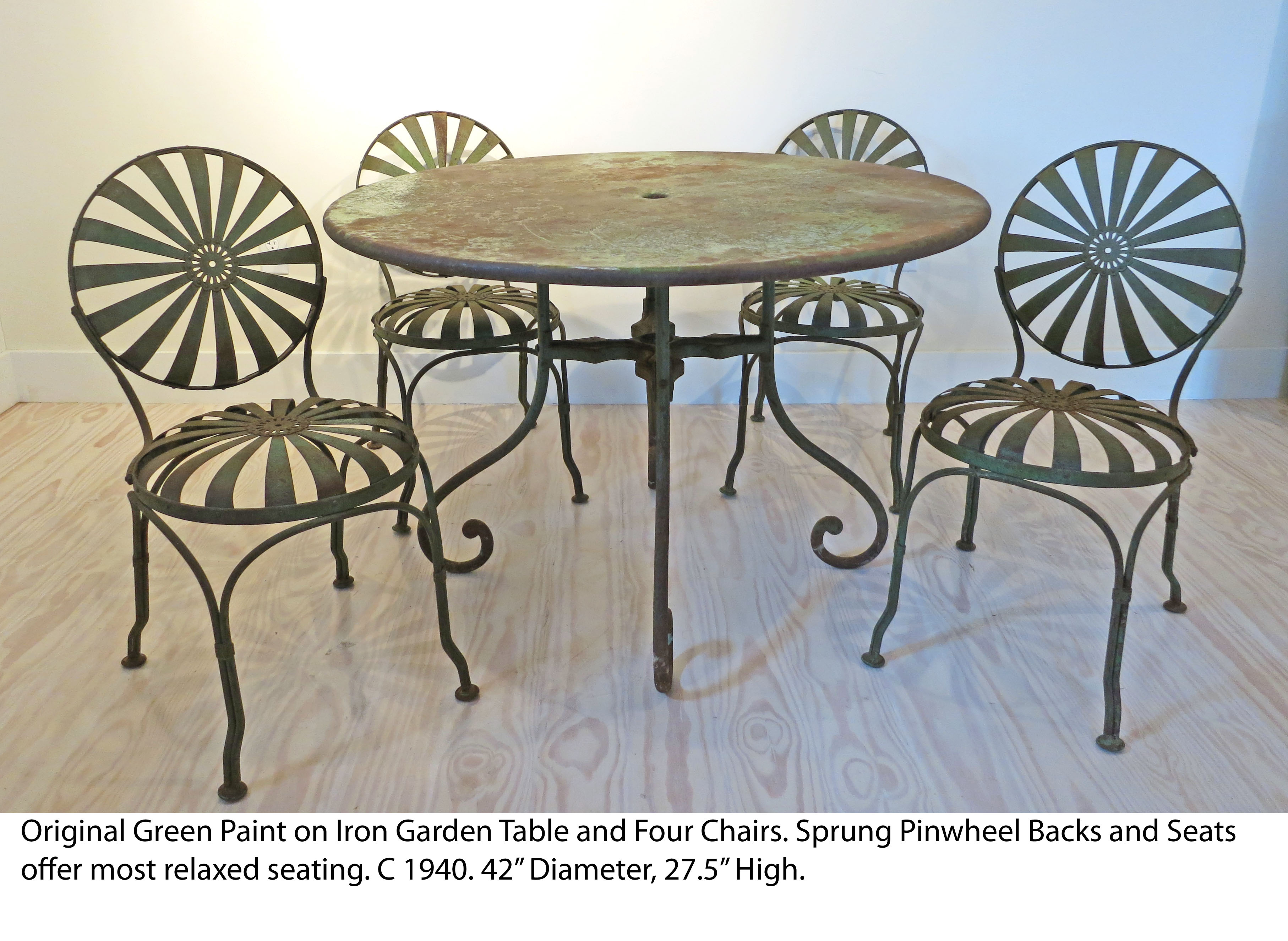 Antique Garden Furniture Fair: Antiques for the Garden and the Garden ...